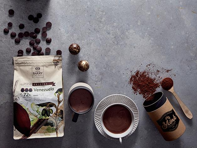 How To Make The Perfect Hot Chocolate Gourmet Traveller