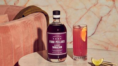 Coming soon: Four Pillars' Bloody Shiraz Gin for 2020