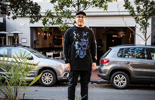 Chef Dan Hong