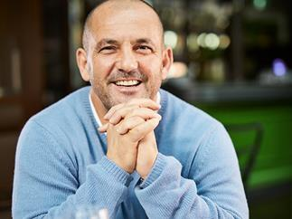 Watch: Guillaume Brahimi talks respecting asparagus, the Melburnian palate and his favourite dishes
