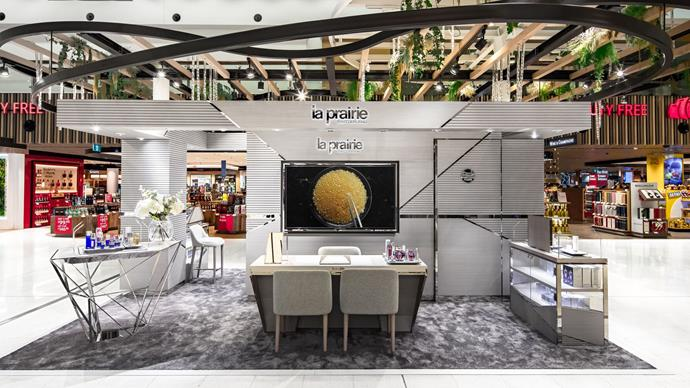La Prairie Day Spa at Sydney Airport