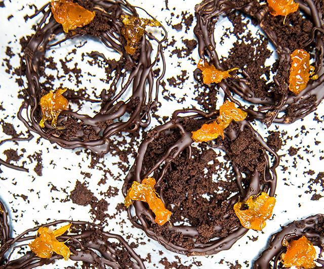 Sustainable chocolate