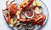 How to put together an impressive seafood platter