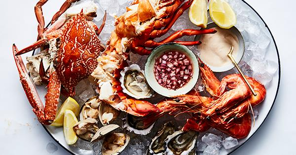 How to put together a seafood platter | Gourmet Traveller