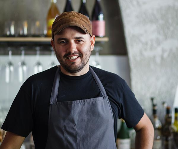 Chef Mat Lindsay