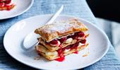 "It's pronounced ""meel-foy"": layer up with these millefeuille recipes"