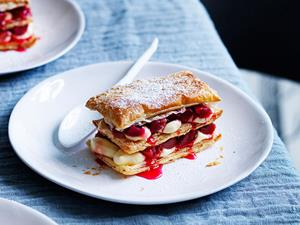 """It's pronounced """"meel-foy"""": layer up with these millefeuille recipes"""