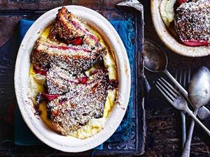 Classic and new-school bread and butter pudding recipes