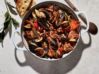Garum fish stew