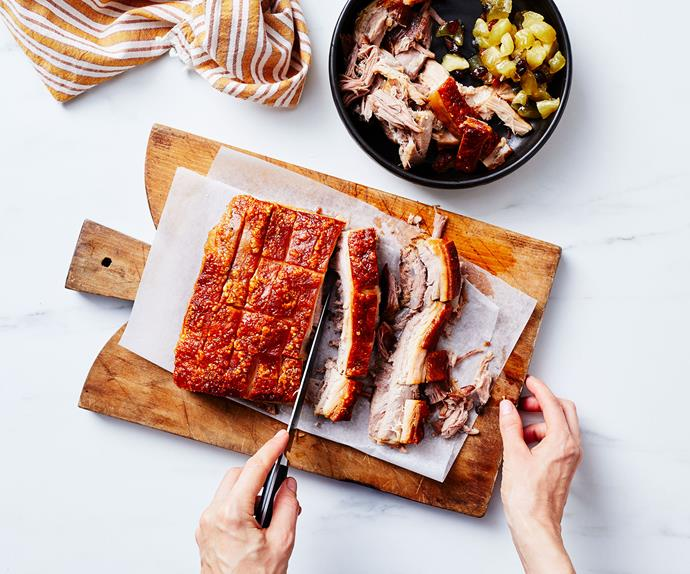 How to make the perfect roast pork