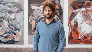 Ben Quilty: how I travel