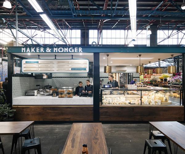 Maker & Monger, Prahran Market, Melbourne