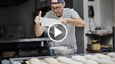 Behind the scenes at Iggy's Bread