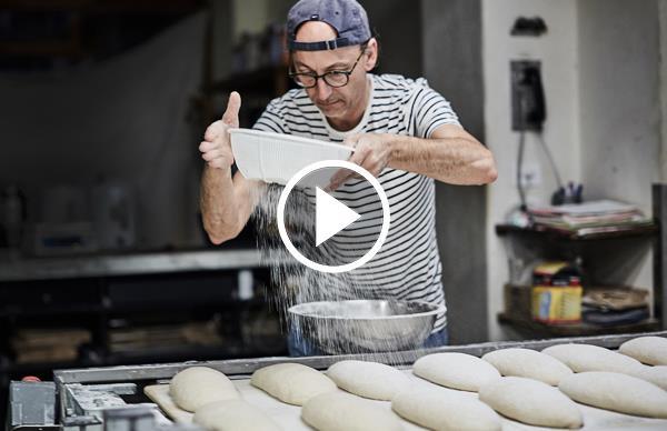 Igor Ivanovic of Iggy's Bread