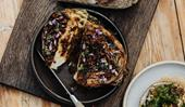 Annaliese Gregory's charred cabbage with XO sauce