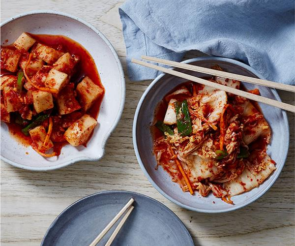 "**[David Chang's kimchi](https://www.gourmettraveller.com.au/recipes/browse-all/david-changs-kimchi-14241|target=""_blank"")**"