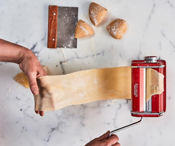 """**[2. How to make fresh pasta (it's easier than you think)](https://www.gourmettraveller.com.au/recipes/explainers/how-to-make-fresh-pasta-17517