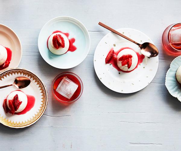 "**[Panna cotta with blood orange and juniper syrup](https://www.gourmettraveller.com.au/recipes/browse-all/panna-cotta-with-blood-orange-and-juniper-syrup-12941|target=""_blank"")**"
