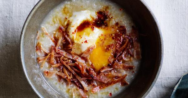 6 bacon and egg recipes that go beyond the B&E roll | Gourmet Traveller
