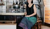 On the pass: Trisha Greentree, 10 William St