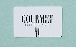 Gourmet Traveller Restaurant Gift Card