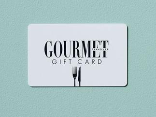 Gourmet Traveller Restaurant Gift Card