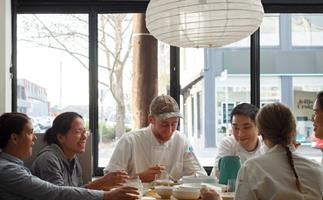Anchovy restaurant Melbourne