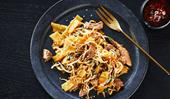 Victor Liong's stir-fried beef hor fun