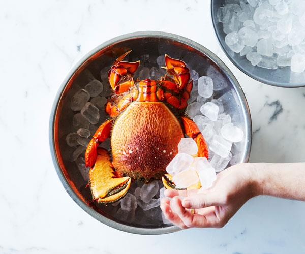 How to cook spanner crab
