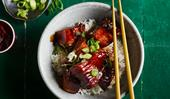 Tony Tan's quick-braised pork ribs
