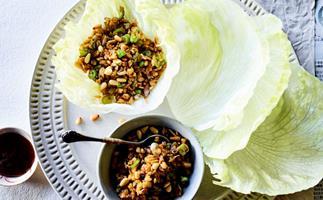 Mushroom sang choi bau by Lau's Family Kitchen