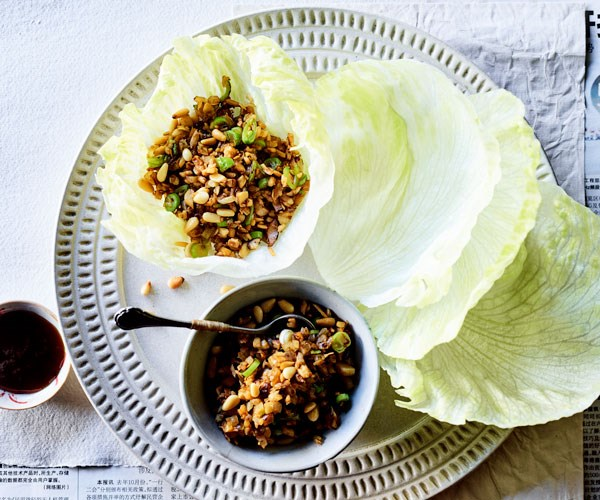 "**[Lau's Family Kitchen's vegetarian sang choi bau](https://www.gourmettraveller.com.au/recipes/chefs-recipes/vegetarian-sang-choi-bau-17835|target=""_blank"")**"