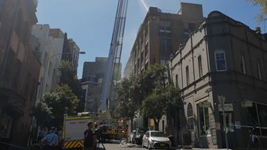 Sydney restaurant Nomad to close for tonight's service after kitchen fire