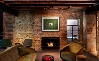 Hotel or enchanted forest? Hobart's Moss is the city's latest must-stay venue