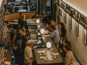 Welcome to Leigh Street Wine Room, an Adelaide bar devoted to natural wines