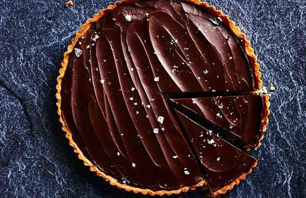 Our best chocolate tart recipes
