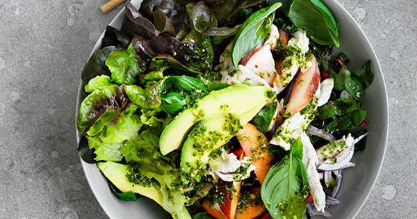 Summer salad recipes to kickstart the new year | Gourmet Traveller