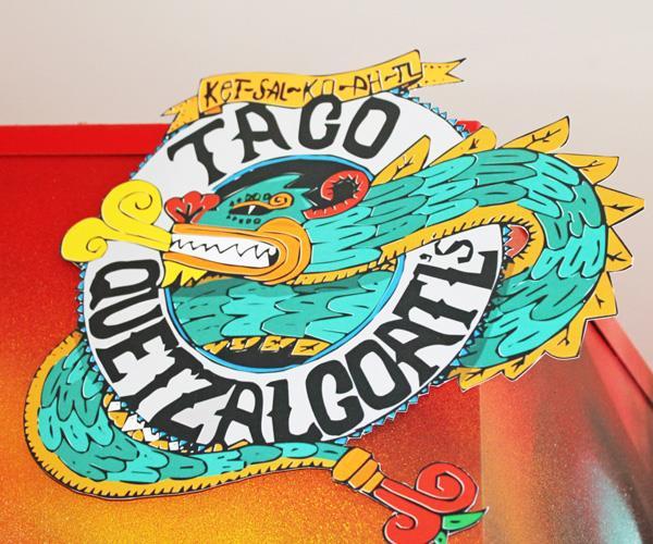 Taco Quetzalcoatl