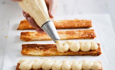 An expert's guide to making crème pâtissière