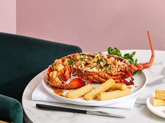 Lobster Australienne by Mary's Underground