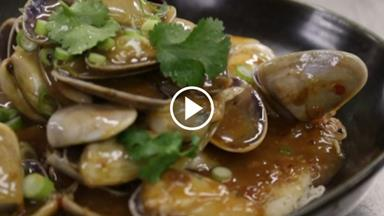 Watch: inside the restaurant named after those famous XO pipis
