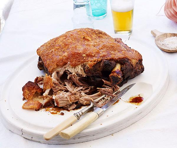 Paul Carmichael's Bajan roast pork