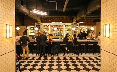 Review: a Martini at 4pm and French onion soup past midnight? It must be Bar Margaux