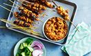 Tony Tan's golden rules to making chicken satay