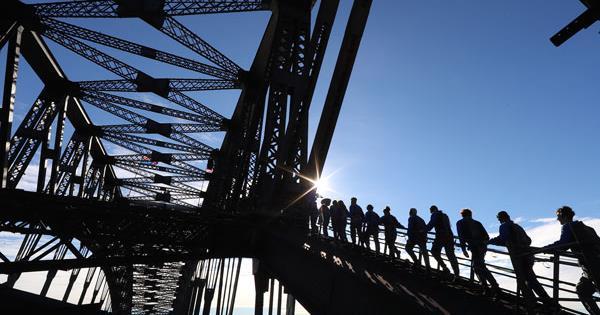 Quay and Bennelong to partner with Sydney's BridgeClimb   Gourmet Traveller