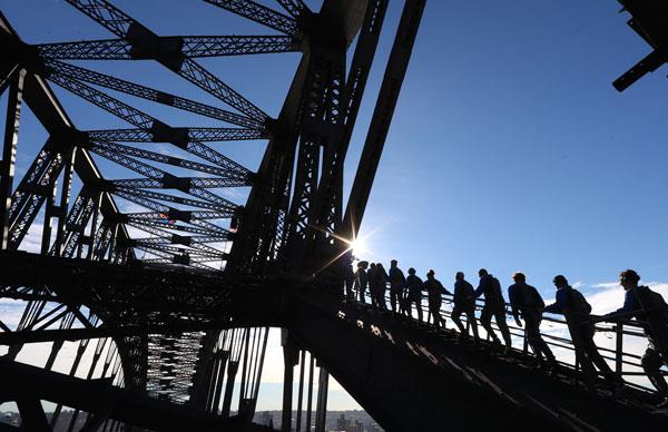 The Sydney BridgeClimb