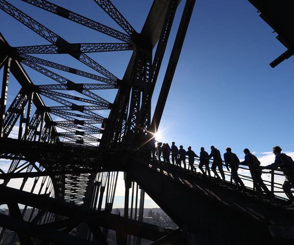 The Sydney BridgeClimb