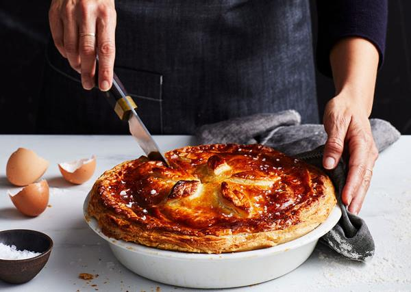 How to make a meat pie
