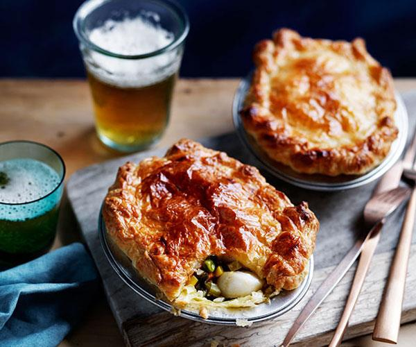 "[**Jackman & McRoss's scallop pies**](https://www.gourmettraveller.com.au/recipes/chefs-recipes/scallop-pies-9217|target=""_blank"")"