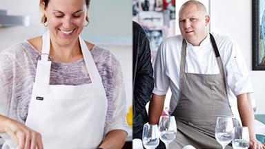 Chefs Monty and Jaci Koludrovic to depart Icebergs Dining Room & Bar